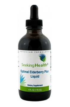Optimal Elderberry Plus Liquid