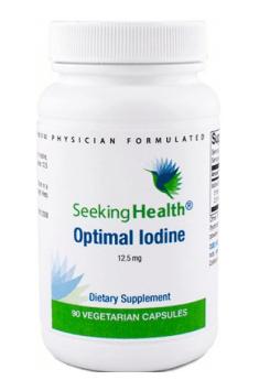 Optimal Iodine 12.5mg