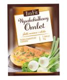 Omlet (Płatki Owsiane - Cebula)