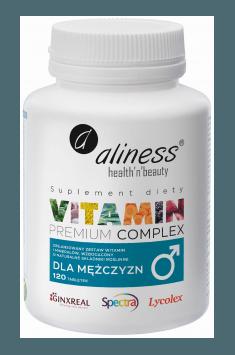 Premium Vitamin Complex dla Mężczyzn