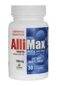 100% Allicin 180mg