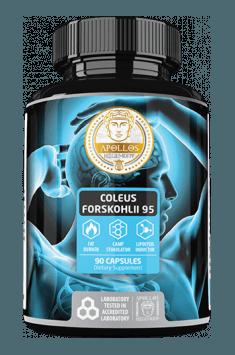 Coleus Forskohlii-95