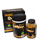 Orange OxiMega Fish Oil + Greens