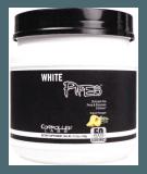 White Pipes 345g