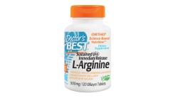 L-Arginine Sustained 500mg