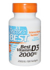 Best Vitamin D-3 2000 IU