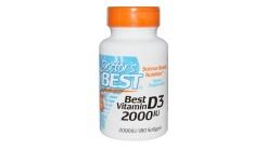 Best Vitamin D-3 2000IU