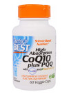 High Absorption CoQ10 plus PQQ