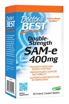 Double Strength SAMe 400mg