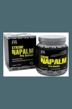 Xtreme Napalm Pre-Contest