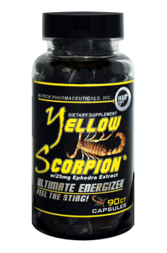 Yellow Scorpion
