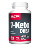 JARROW 7-Keto DHEA 100mg 90 kaps.