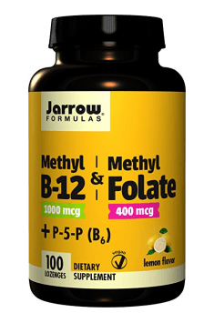 Methyl B-12 & Methyl Folate + P-5-P