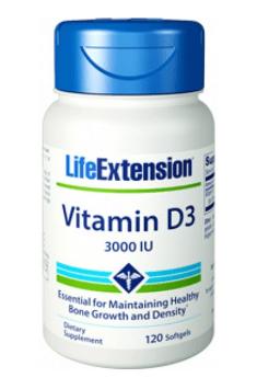 Vitamin D3 3000 IU
