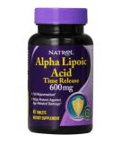 Alpha Lipoic Acid TR 600mg