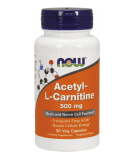 Acetyl-L-Carnitine 500mg