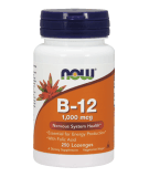 Vitamin B-12 + Folic Acid 1000mcg