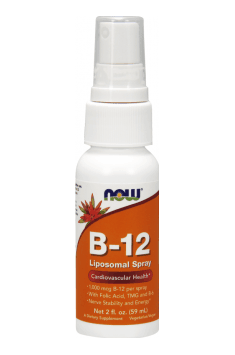 B-12 Liposomal Spray