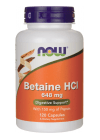 Betaine HCl 648mg