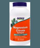 Magnesium Citrate Softgels