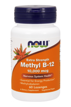 Methyl B-12 10.000mcg