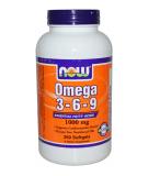 Omega 3-6-9 1000mg 250 kaps.