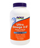 Ultra Omega 3-D with Vitamin D-3