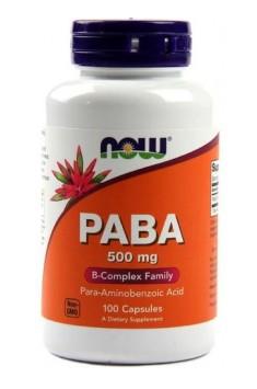 PABA 500mg