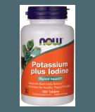 Potassium + Iodine