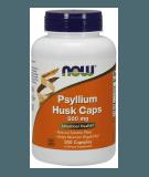 Psyllium Husk Caps 500mg