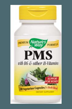PMS with B6 & B-Vitamins