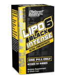 Lipo-6 Black Ultra Concentrate Intense