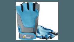 Rękawice Fitness One (Niebieskie)
