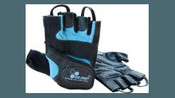 Rękawice Fitness Star (Niebieskie)
