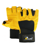 Hardcore Raptor Gloves (Yellow)