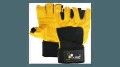 Rękawice Hardcore Raptor (Żółte)