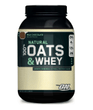 100% Natural Oats & Whey