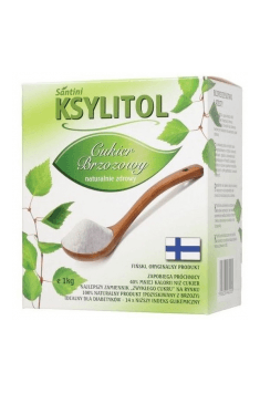 Cukier brzozowy (Ksylitol)