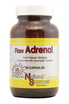 Raw Adrenal