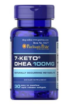 7-Keto-DHEA 100mg