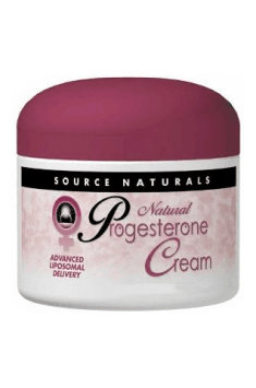 Progesterone Natural Cream