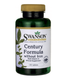 Century Formula without Iron