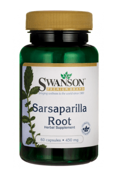 Sarsaparilla Root 450mg