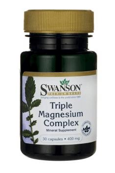 Triple Magnesium Complex 400mg
