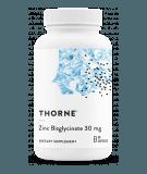 THORNE Zinc Bisglycinate 30mg 60 kaps.