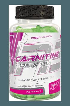 L-Carnitine + Green Tea SoftGel
